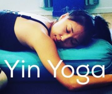 NEW IN 2018 - YIN YOGA classes
