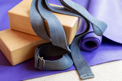 YOGA MAT / STRAP /DOUBLE BLOCK PACK (discount pack)