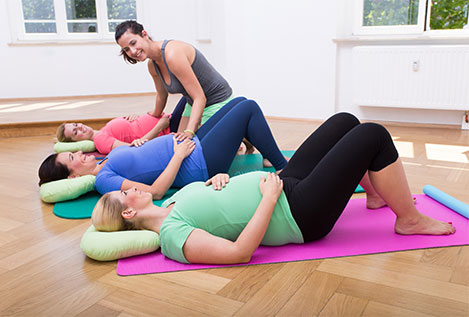 MONDAY NIGHT PRE NATAL Yoga Course Campbelltown